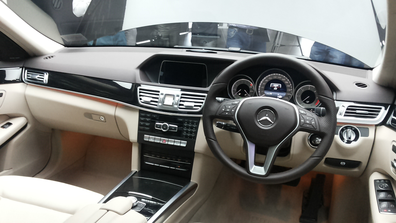 mercedes launches e350 cdi in india at rs 57.42 lakh | the dippy