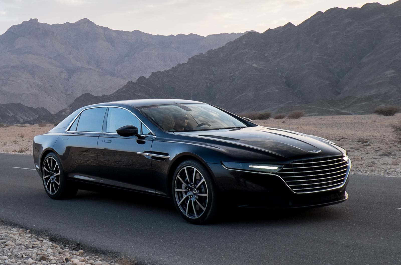 New Aston Martin Lagonda First Photos The Dippy Car Files